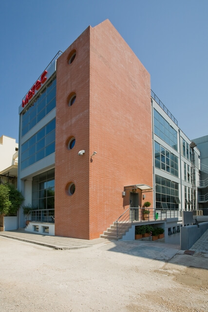 Metec Industry Building