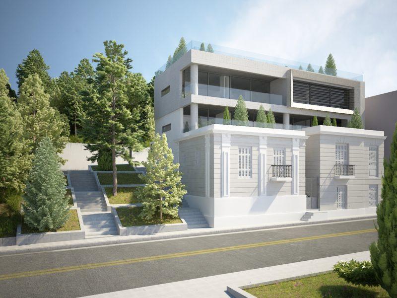 Filopappou Private Residence