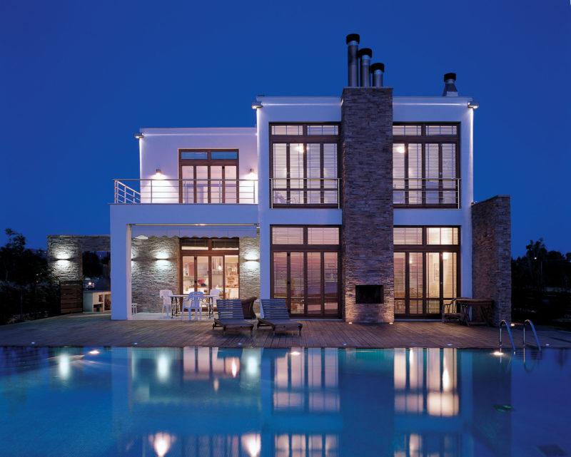 Loutraki Private Residence