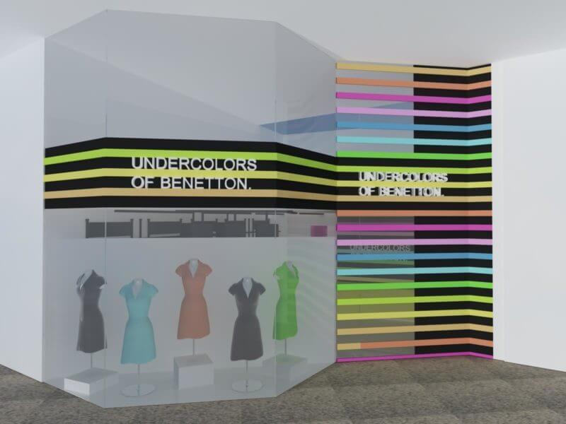 Undercolors of Benetton Concept Store