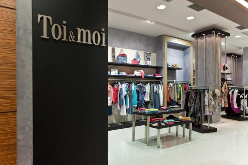 Toi & Moi Concept store Larissa
