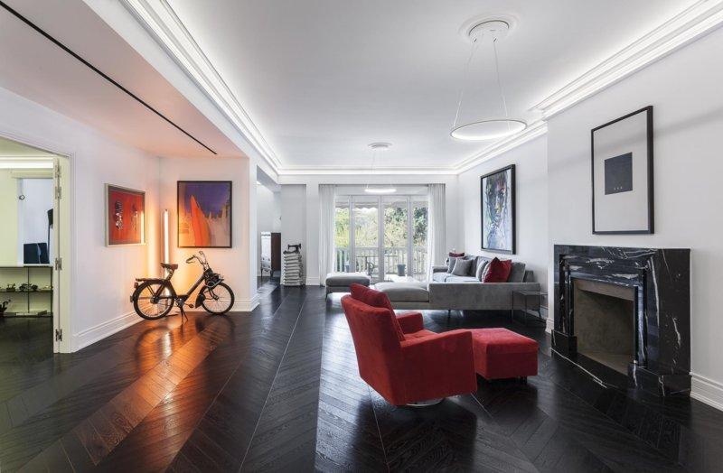 Irodou Attikou Apartment Renovation