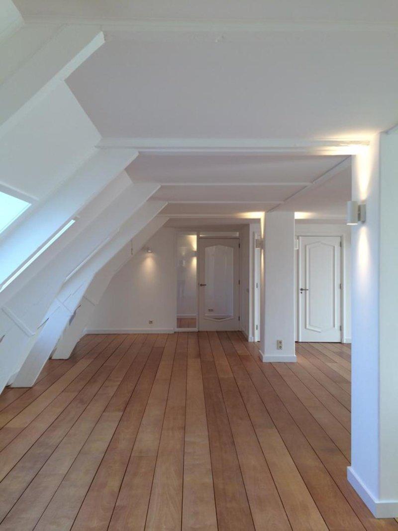 Amsterdam apartment refurbishment